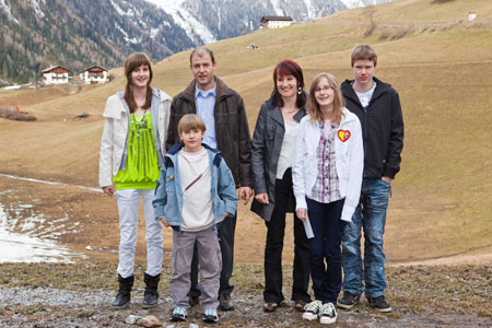 Familie Oberbichler